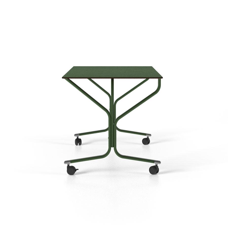 mesa pequena verde